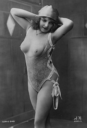 vintage beauty exposed