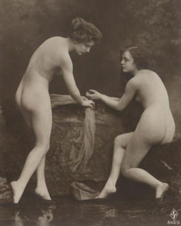 vintage nudes at play